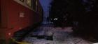 Accident grav: Un bărbat a fost prins sub tren în Bistriţa