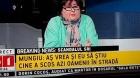 """Alina Mungiu-Pippidi in razboi cu Nicusor Dan: """"As vrea sa stiu si eu cine a scos oamenii in strada!"""""""
