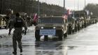 Desfășurare de forte fără precedent după Războiul Rece. Blindatele SUA au trecut în Polonia