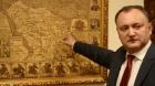 Dodon ar putea discuta la Moscova despre federalizarea Moldovei