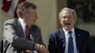 Fostul preşedinte american George W. Bush a fost spitalizat