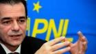 Ludovic Orban si-a anuntat candidatura pentru presedintia PNL