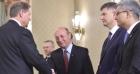"""Traian Băsescu îl ceartă pe Klaus Iohannis: """"Greşit, domnule Preşedinte!"""""""