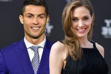 Angelina Jolie si Cristiano Ronaldo vor juca într-un serial turcesc despre migranții sirieni