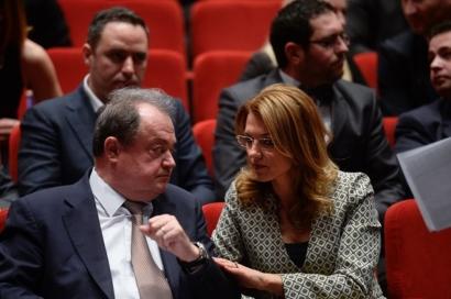 Alina Gorghiu i-a luat locul lui Blaga şi pe lista pentru Senat