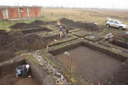 Mormânt de 5.000 de ani, descoperit în România