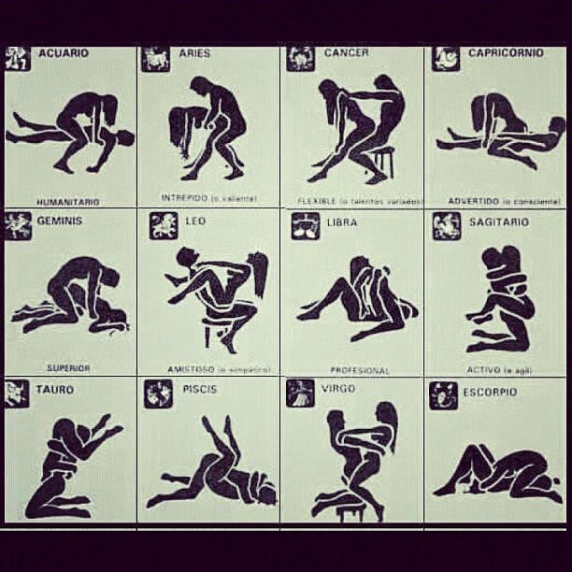 Horoscopul sexual al saptamanii 9-15 ianuarie 2017