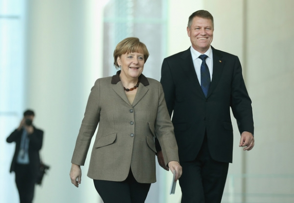 Klaus Iohannis, un tun de 15 miliarde de euro