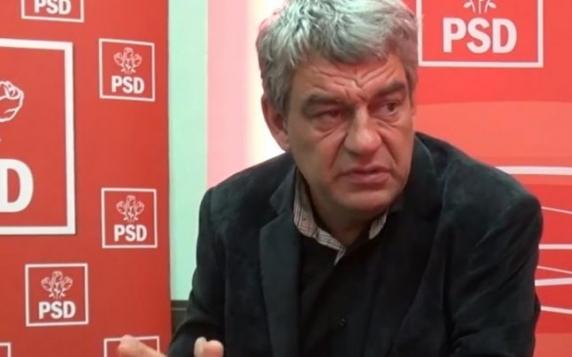 """Mihai Tudose îl recomandă pe Grindeanu ca fiind unul """"dintre emulii săi""""!"""