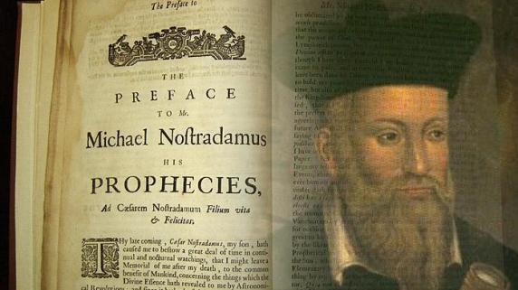"""Nostradamus: """"În 2017, Rusia va ruina România până la temelie!"""""""