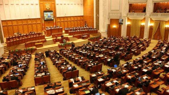 Noua configurație politică a Parlamentului